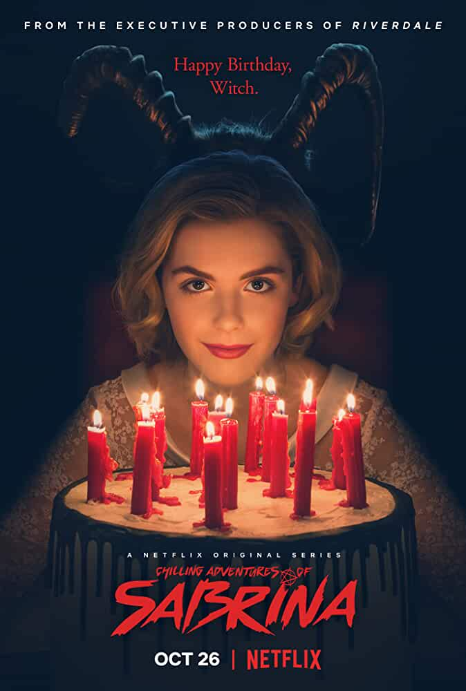 Chilling Adventures of Sabrina Season 1 Complete