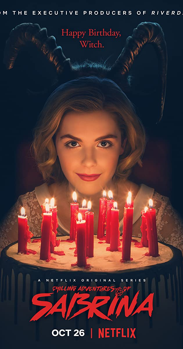 دانلود سریال Chilling Adventures of Sabrina