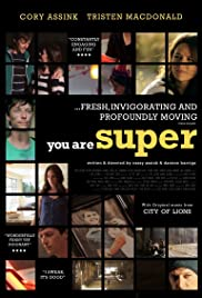 You Are Super Poster