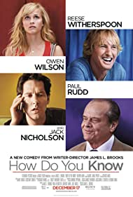 Jack Nicholson, Reese Witherspoon, Owen Wilson, and Paul Rudd in How Do You Know (2010)