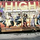 Corbin Bleu, Monique Coleman, Ashley Tisdale, Vanessa Hudgens, and Lucas Grabeel in High School Musical (2006)