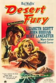 Desert Fury (1947) Poster - Movie Forum, Cast, Reviews