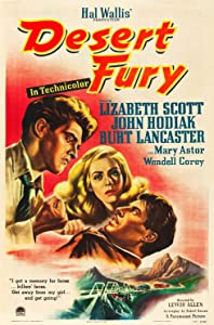 You tube watch online movie Desert Fury [hdrip]