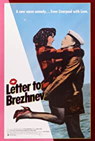 Peter Firth and Alexandra Pigg in Letter to Brezhnev (1985)