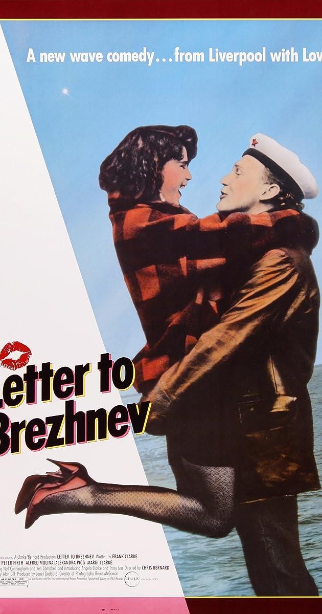 Subtitle of Letter to Brezhnev