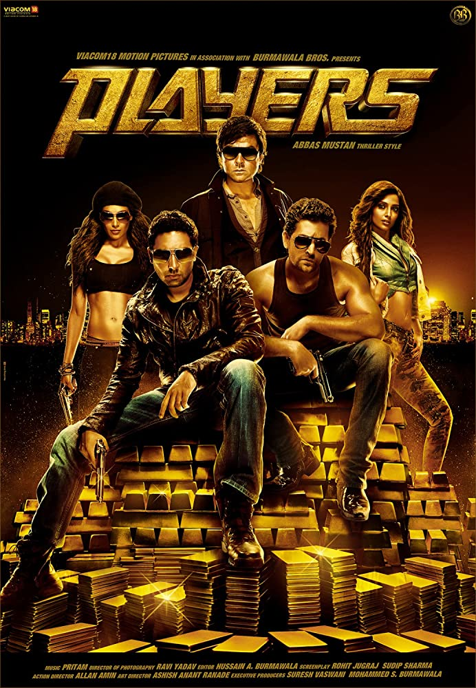 Players 2012 Hindi Movie 500MB BluRay ESubs Download