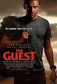 Dan Stevens in The Guest (2014)