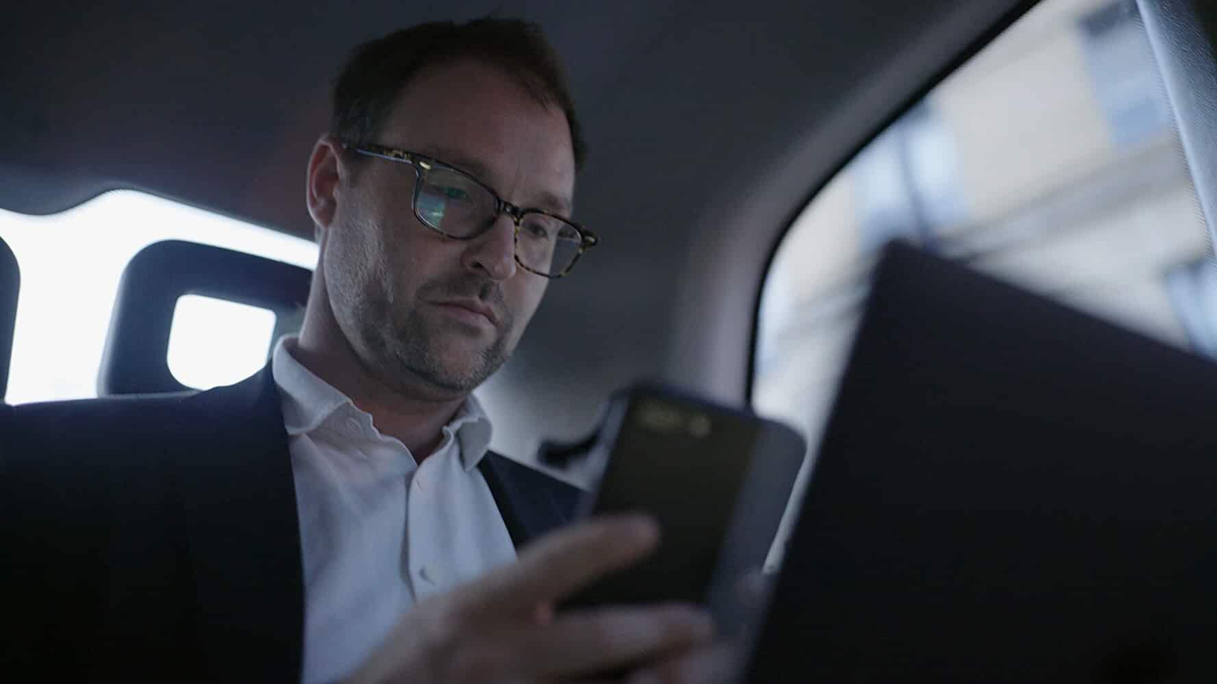Paul Hilder in The Great Hack (2019)