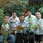 Memet Ali Alabora, Cengiz Küçükayvaz, Safak Sezer, Hamit Haskabal, Peker Açikalin, and Melih Ekener in Maskeli Besler: Intikam Pesinde (2005)
