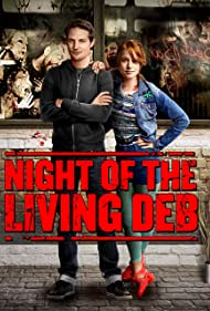 Maria Thayer and Michael Cassidy in Night of the Living Deb (2015)