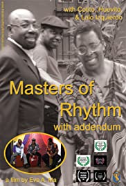Masters of Rhythm with Addendum Poster