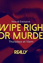 Swipe Right for Murder Poster