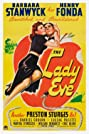 The Lady Eve (1941) Poster