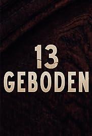 13 Geboden Poster
