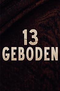 13 commandments (13 Geboden)