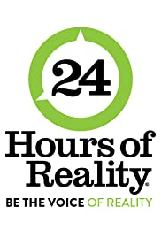 24 Hours of Reality: Be the Voice of Reality Poster