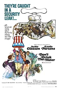 Don't Drink the Water Poster - Movie Forum, Cast, Reviews
