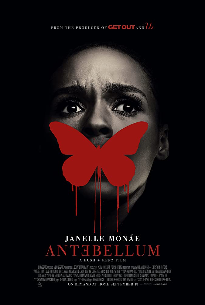Antebellum 2020 English 720p HDRip 800MB | 300MB Download