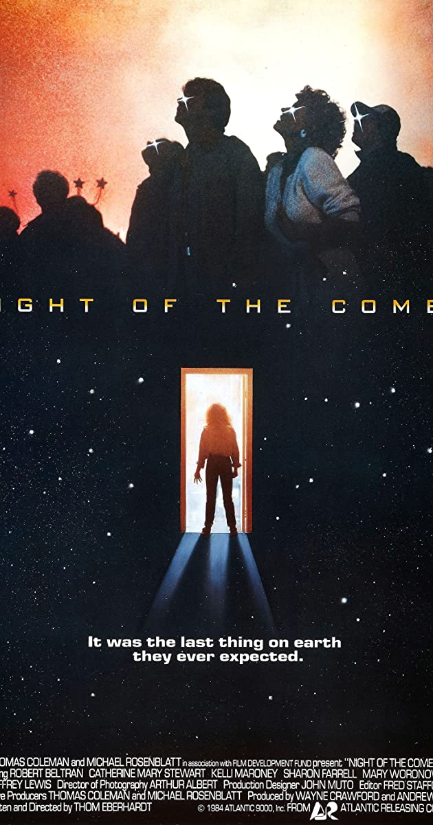 Night Of The Comet 1984 Imdb
