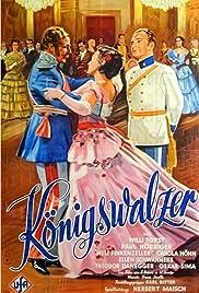 Königswalzer Poster