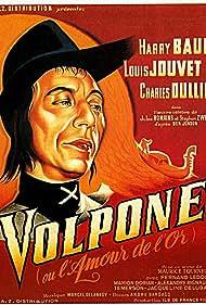 Louis Jouvet in Volpone (1941)