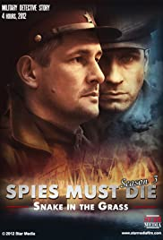 Spies Must Die. Snake in the Grass Poster