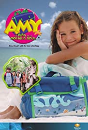 Amy, the Girl with the Blue Schoolbag Poster