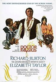 Richard Burton and Elizabeth Taylor in Doctor Faustus (1967)