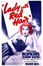 Lady with Red Hair (1940) Poster