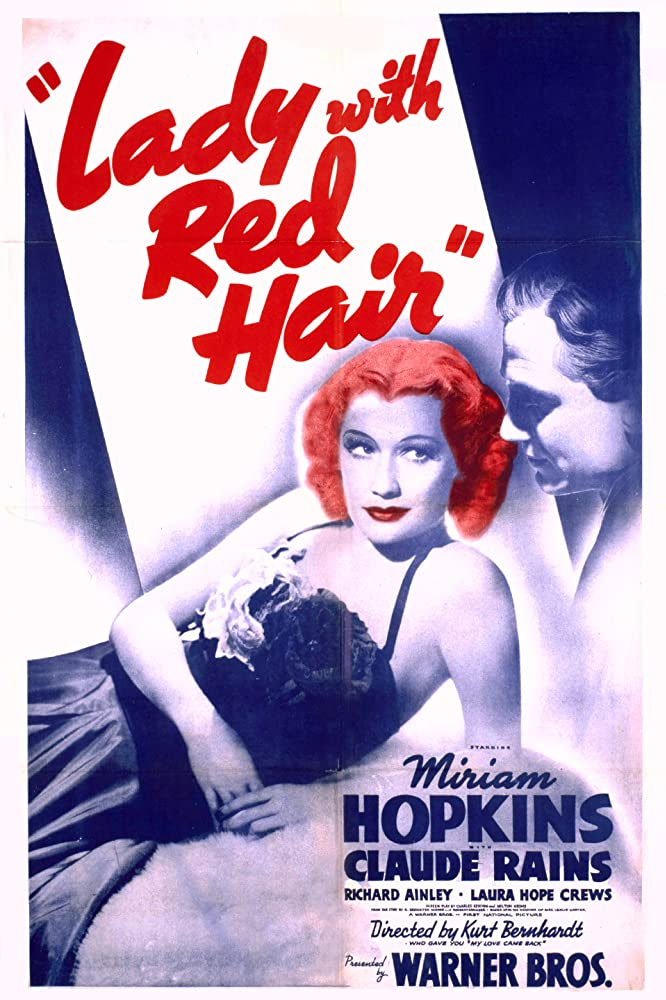 Lady with Red Hair (1940)