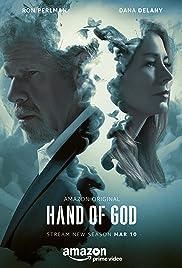 Hand of God Poster - TV Show Forum, Cast, Reviews