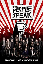 The People Speak Australia Poster