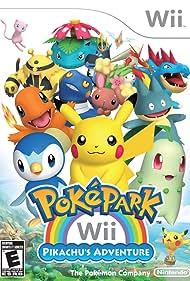 Pokepâku Wii: Pikachu no daibouken (2009)