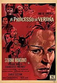 Il processo di Verona Poster