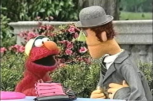 Sesame Street Elmocize