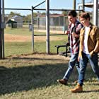 Cole Springer and Jake Alexander Williams in His Stretch of Texas Ground (2021)