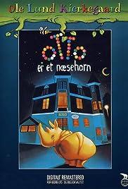 Otto er et næsehorn Poster