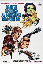 Madame Sin(1972) Poster - Movie Forum, Cast, Reviews