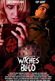 Witches Blood Poster