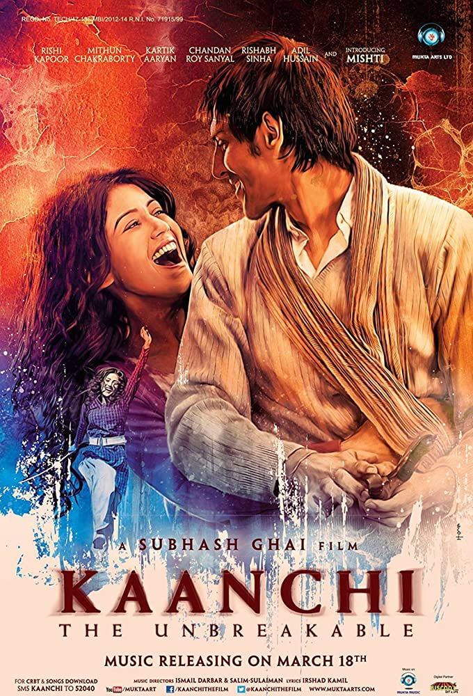 Kaanchi The Unbreakable 2014 Hindi 720p HDRip 950MB ESubs Download