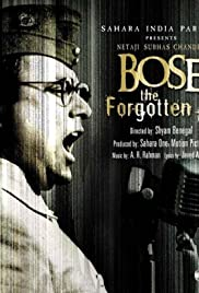 Netaji Subhas Chandra Bose: The Forgotten Hero Poster