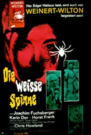 Die weiße Spinne Poster