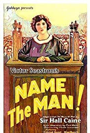 Name the Man! Poster