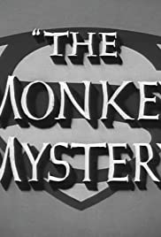 The Monkey Mystery Poster