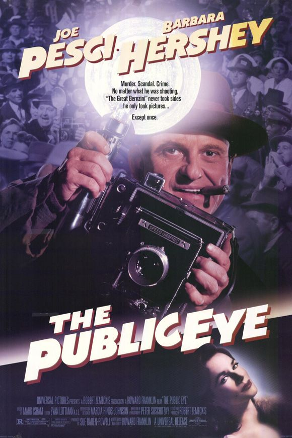 Fotografas (1992) / The Public Eye