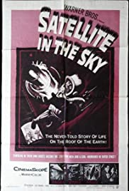 Satellite in the Sky Poster
