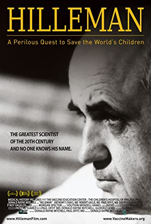 Where to stream Hilleman: A Perilous Quest to Save the World's Children