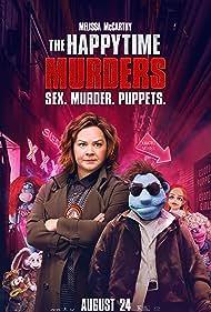Bill Barretta, Melissa McCarthy, and Dorien Davies in The Happytime Murders (2018)