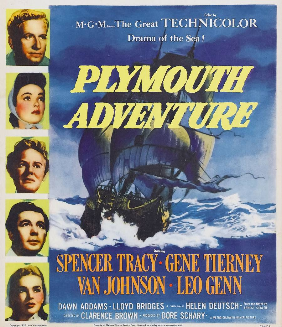 Plymouth Adventure (1952) - IMDb