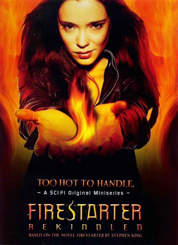 Firestarter 2: Rekindled